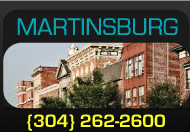 Martinsburg, West Virgina Location: (304)262-2600